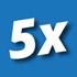 5x-icon