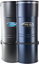 Signature and Ethos Central Vacuums