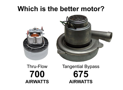 Which Is The Better Motor