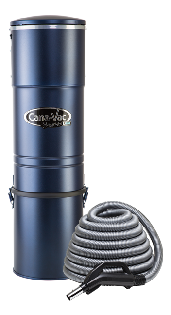 Signature Series LS-650 Central Vacuum System