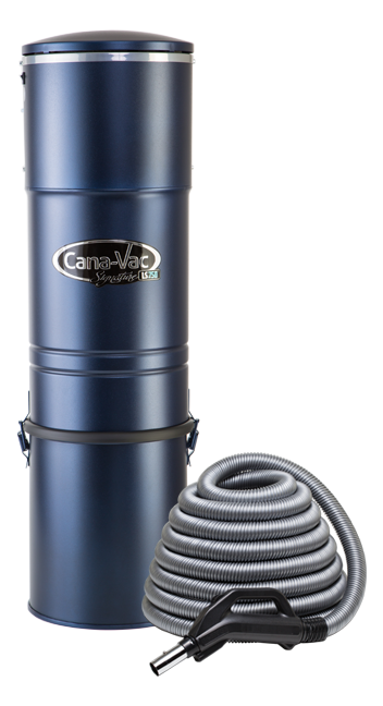 Signature Series LS-750 - Central Vacuum System